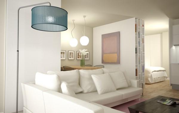 3D – apartamento estudio